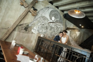Stephanie & Michael - Adelaide Wedding Photographer - Belle Photo