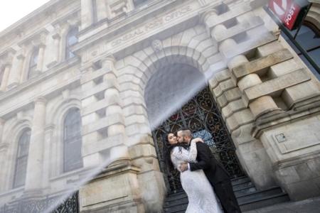 Anastasia & Stephen - Adelaide Wedding Photographer - Belle Photo
