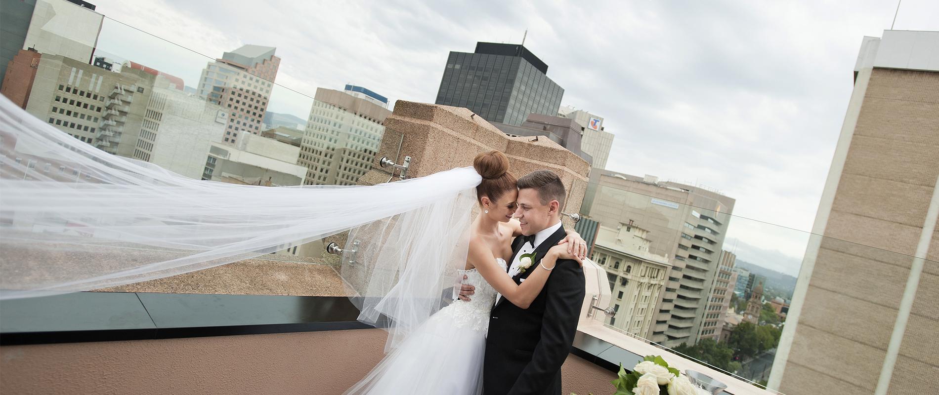Adelaide Wedding Photographer - Belle Photo